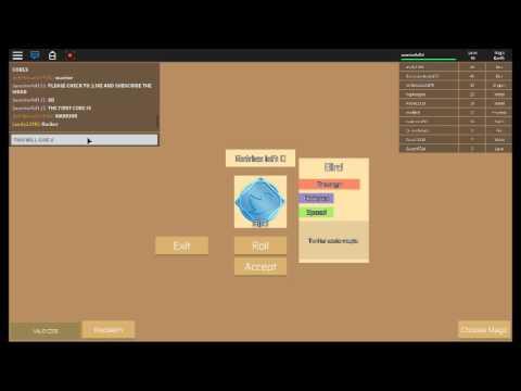 Roblox Elemental Wars codes