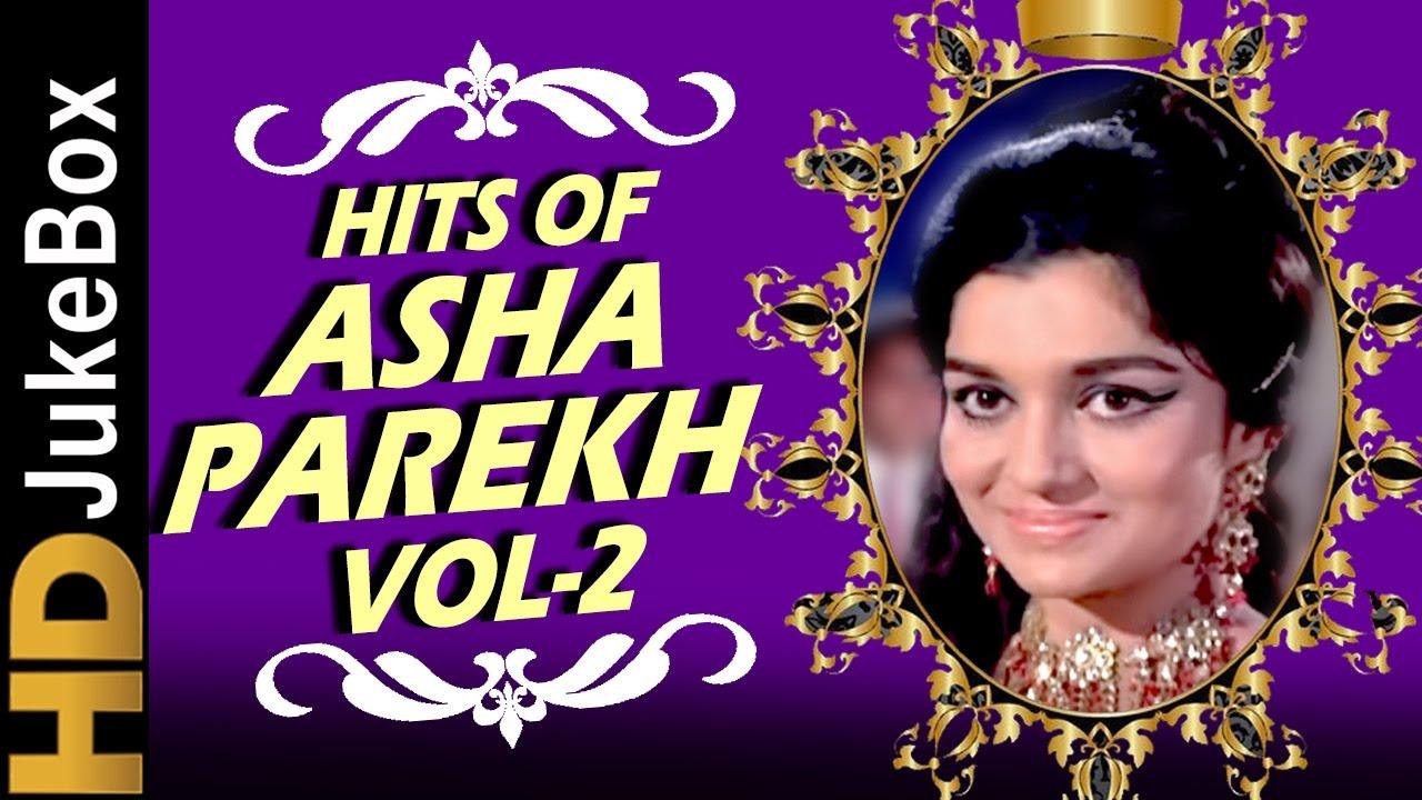 Hits Of Asha Parekh Vol 2 Jukebox | Evergreen Melodies