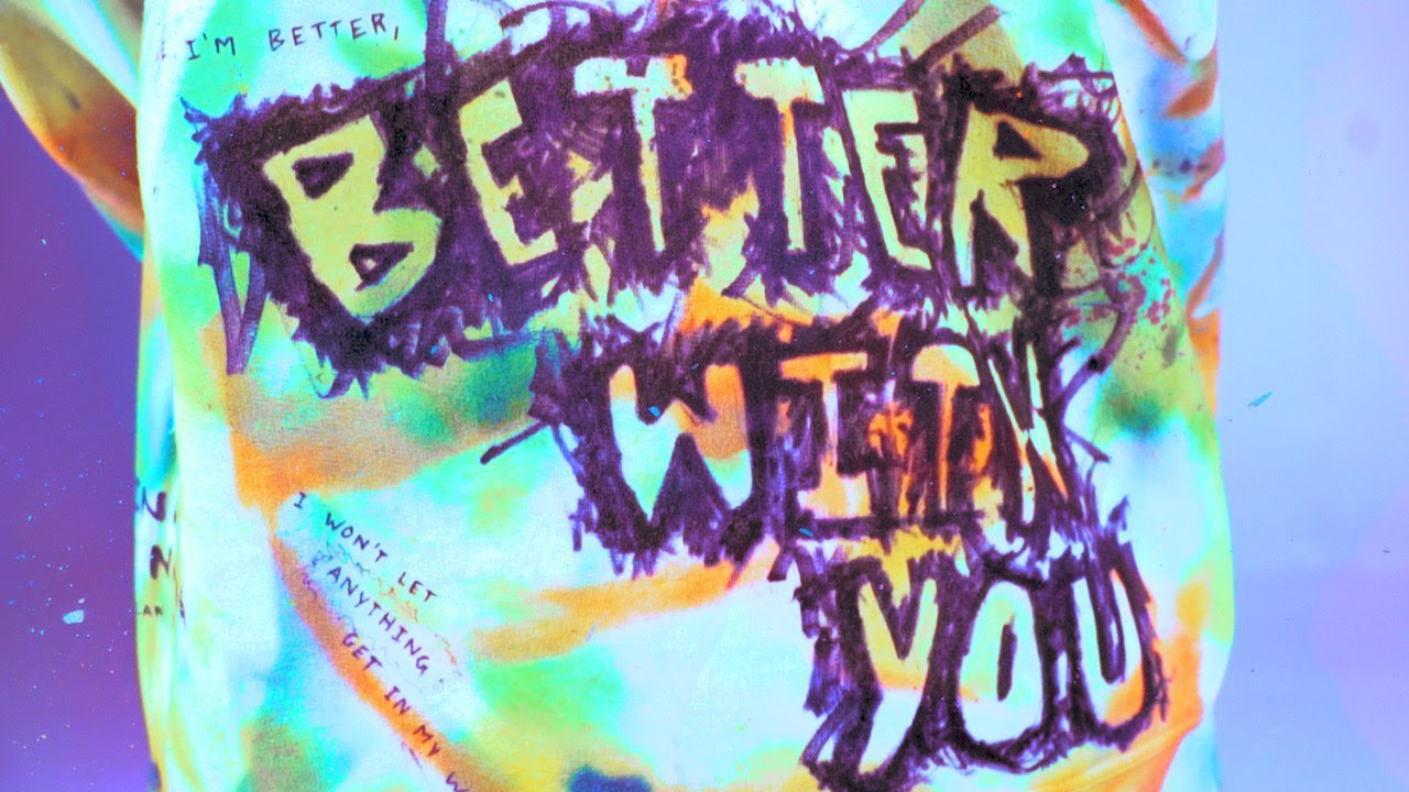 BETTER WITH YOU (OFFICIAL LYRIC VIDEO) - ELEVATION RHYTHM