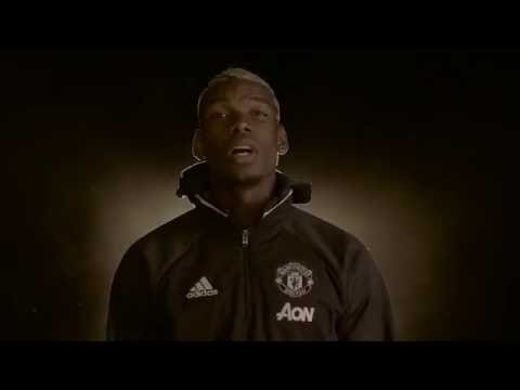 PAUL POGBA #POGBACK - Welcome to Manchester United #MUFC #ADIDAS
