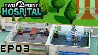Two Point Hospital - EP03 - Lower Bullocks - One star