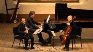 Chen Halevi Clarinet Anssi Karttunen Cello Magnus Lindberg Piano Fr...