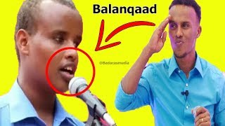 DEG DEG: Nimcaan Hilaac oo Balanqaad Wayn u Sameeyay Wiilkii Camoolaha Ahaa, Ogow Sababta😳