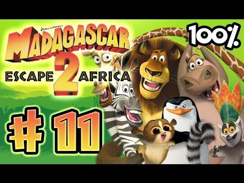 Madagascar 2 Escape Africa Nintendo Ds