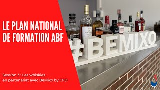 Association des Barmen de France - Plan National de Formation 2021 : 2e session avec BeMixo !