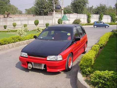 Peshawar Modified Cars Phsychic Union Youtube