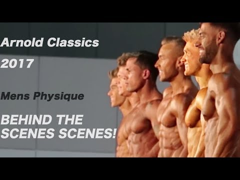 Competing at The Arnold Classics 2017 (Full Video)