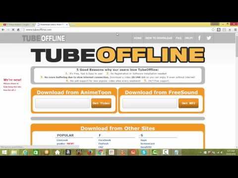 Cara Download Video di Internet Tanpa Software