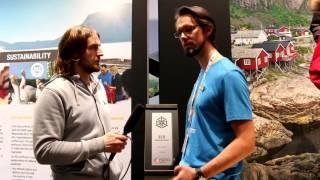 Jack Wolfskin - Eco Award bei der ISPO