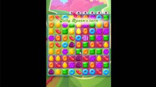 Candy Crush Jelly Saga Level 95 No Boosters