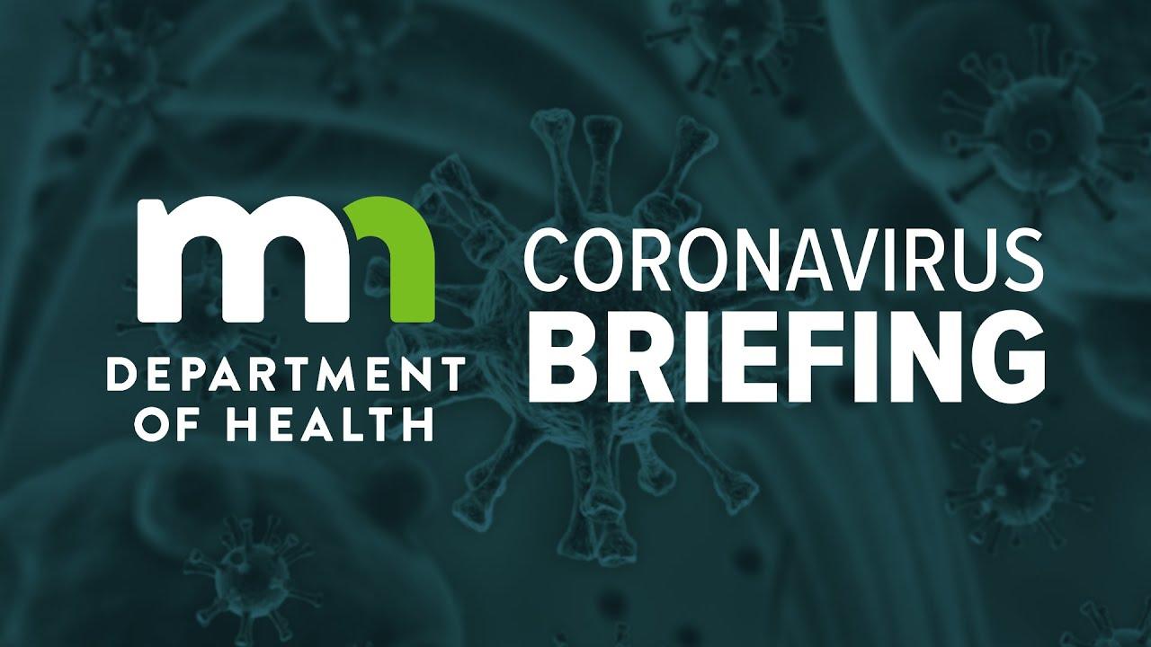 LISTEN LIVE: Minnesota Dept. of Health COVID-19 Briefing for Jan. 7, 2021