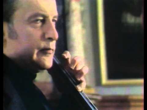Daniil Shafran plays J.S. Bach - Cello Suite No.2 in D minor, BWV 1008 {HQ}