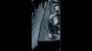 Замена габаритных лампочек в приоре 2