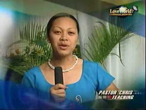 Christ Embassy Church Promo
