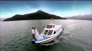 THU & KIEN WEDDING cực đẹp| Flycam