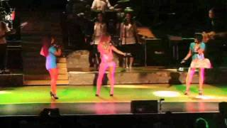 Hilary Duff - Dignity (Live) Dignity Tour Official