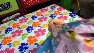 Baby Changing Mat Pattern