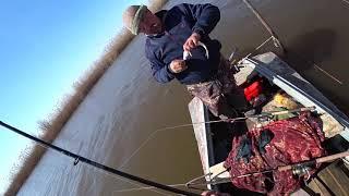 Поездка и рыбалка в Маково в дельте Волги