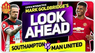 SOUTHAMPTON vs MAN UTD! Solskjaer MUST Stick With Van De Beek!