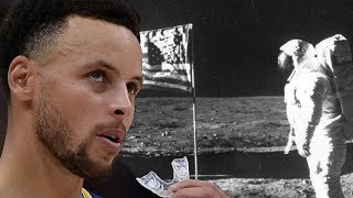 NASA Responds to Steph Curry Saying Man NEVER Walked On The Moon