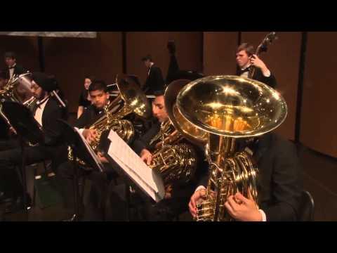 JP Stevens High School Concert Band Performance at the Music for All National Festival