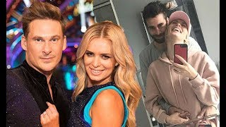 Strictly Come Dancing 2018: Nadiya Bychkova cuddles boyfriend after THOSE Lee Ryan snaps