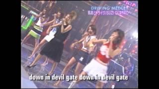 最高!ブギウギナイト - DRIVING MEDLEY 相楽のり子 検索動画 2
