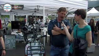 Perenzin Mario intervista  - Emporio dello Scooter 13/05/2017