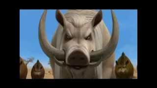 ก๊อง กวน ป่วน ซ่าส์ ตอน ก๊องกับพี่น้องหมาป่า - ก๊องปะทะฝูงหมูป่า - ก๊องกับลูกนกผจญภัย