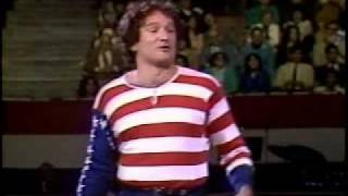 Video Robin Williams as the American Flag download MP3, 3GP, MP4, WEBM, AVI, FLV Juni 2018