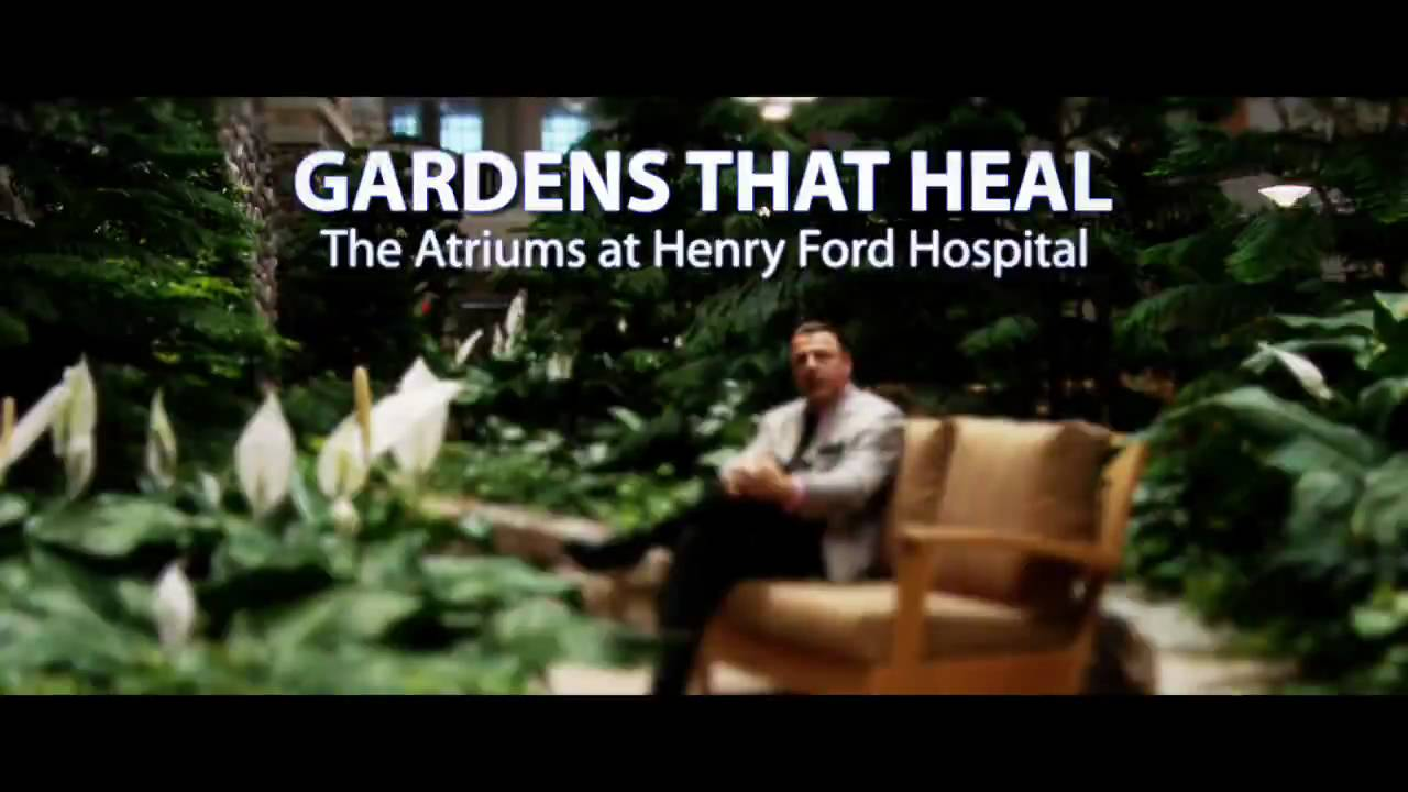 Healing Gardens Therapeutic Landscapes At Henry Ford