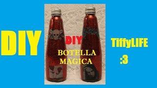 Regalo para Navidad DIY // Botella Magica con TiffyLIFE// Thumbnail