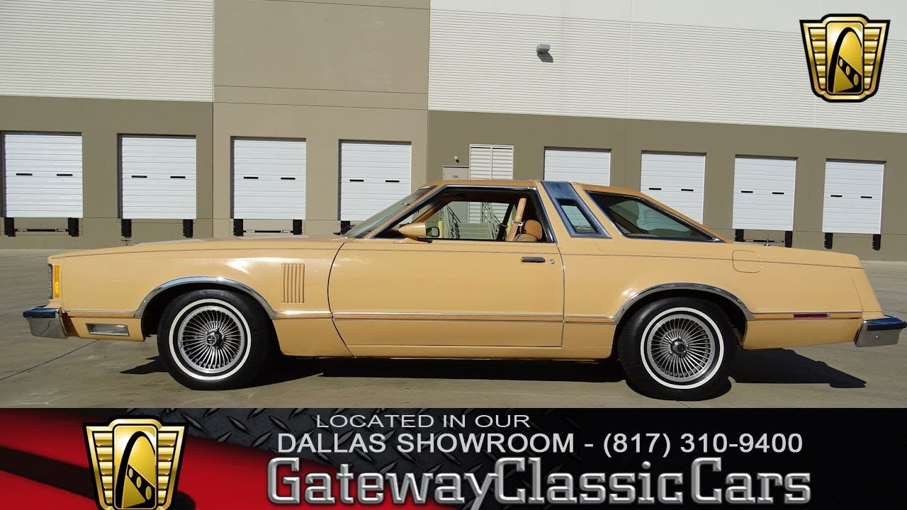 1978 Ford Thunderbird #566-DFW Gateway Classic Cars of Dallas ...