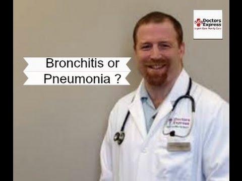 Walking Pneumonia Symptoms Mayo
