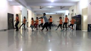 Naka Muka Kids - Arun Vibrato Choreography