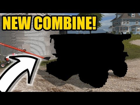 WE GOT A BRAND NEW BEAST COMBINE | FARMING SIMULATOR 2017 | EP#43
