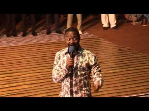 Mbouda Crusade DAY 3 with PROPHET FRANK(KIM VIDEO)-info@kingship.org