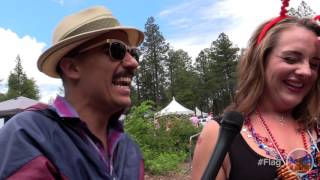 One of northern Arizona's most popular craft beer tasting events returned for the 22nd year to a new venue, the Pepsi Amphitheater, a natural forest bowl.