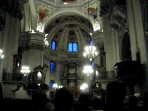 Salzburg Dom - Mozart Concert 2