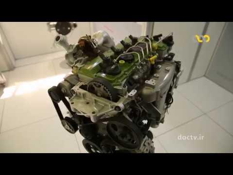 Iran IPCO made Hybrid engine design center report گزارشي از