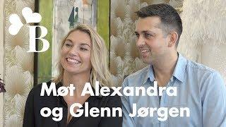 Møt Alexandra og Glenn Jørgen