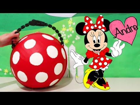 LOL Big Surprise de Minnie Mouse   Muñecas y juguetes con Andre para niñas y niños