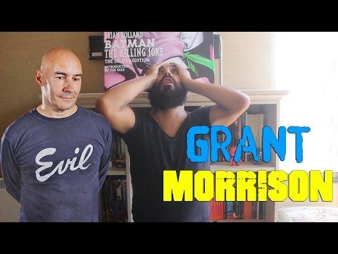 Los imprescindibles de Grant Morrison