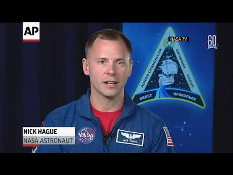 Astronaut 'needed to stay calm' as launch failed