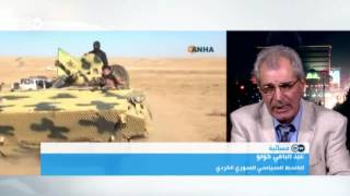 مسائية DW: معركة الموصل والرقة  - الاحتمالات والتقاطعات