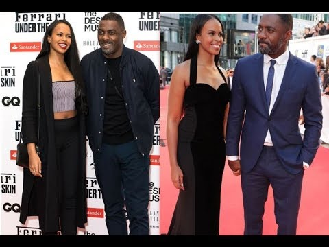 IDRIS ELBA SELECTS A BLACK WOMAN AS HIS NUMBER ONE THANK GOD!!!