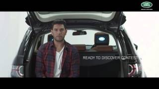Land Rover #ReadyToDiscover Contest with Yuvraj Singh