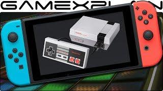 Nintendo Switch & NES Classic Dominate Console Sales in April