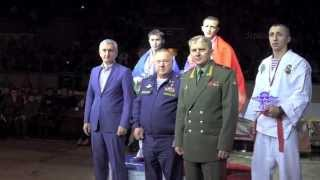 видео Турнир по армейскому рукопашному бою на призы генерал-полковника В.А. Шаманова пройдет в Барнауле