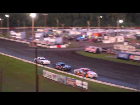 Stock Car Heat 1 @ Hamilton County Speedway 07/07/16
